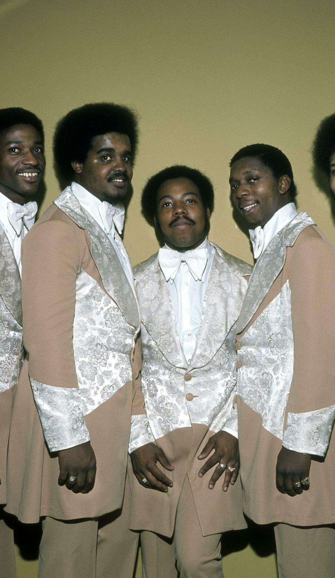A The Stylistics live event