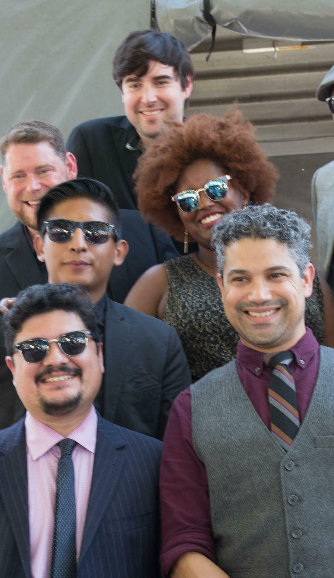 A The Suffers live event