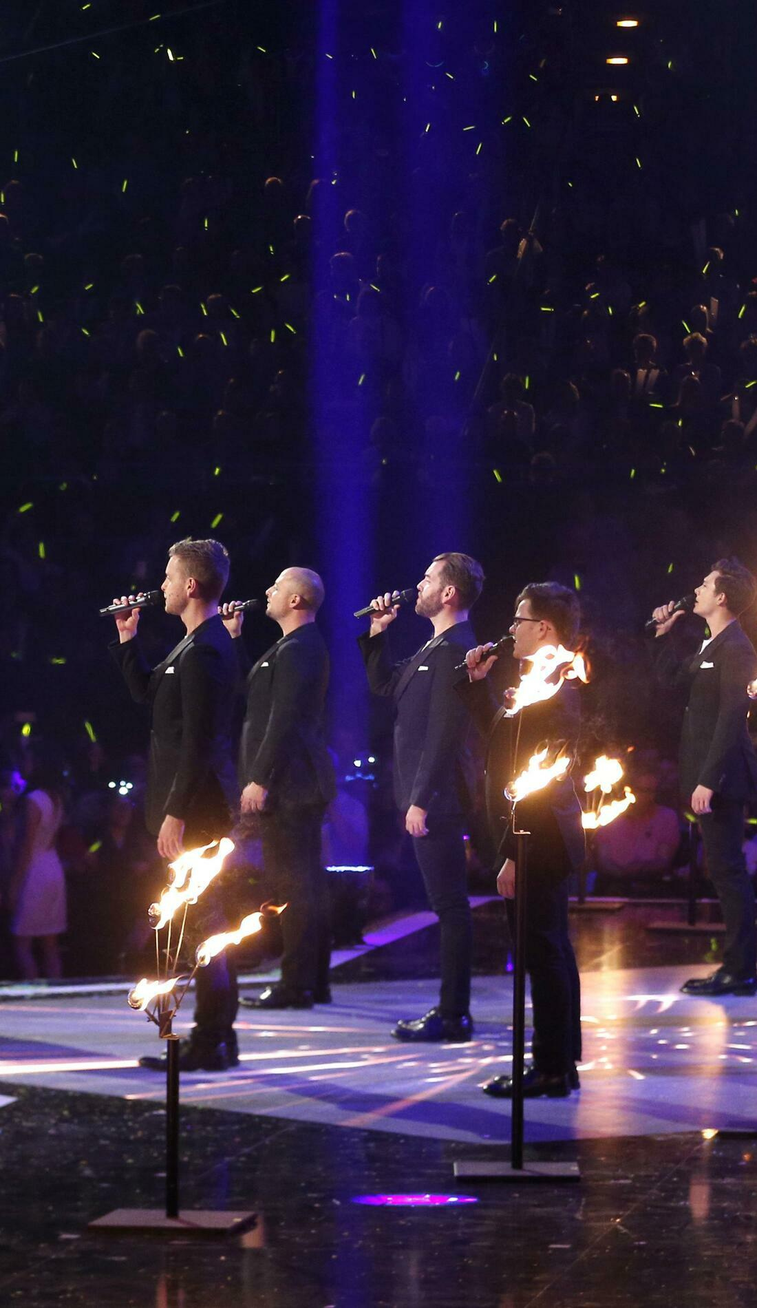A The Ten Tenors live event