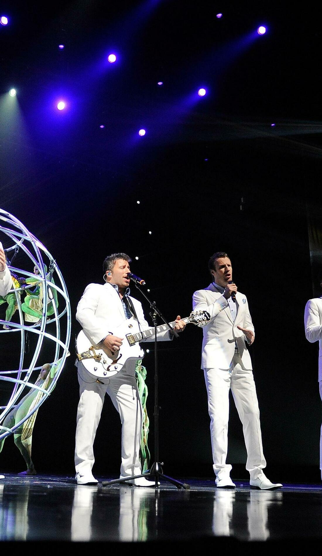 A The Tenors live event
