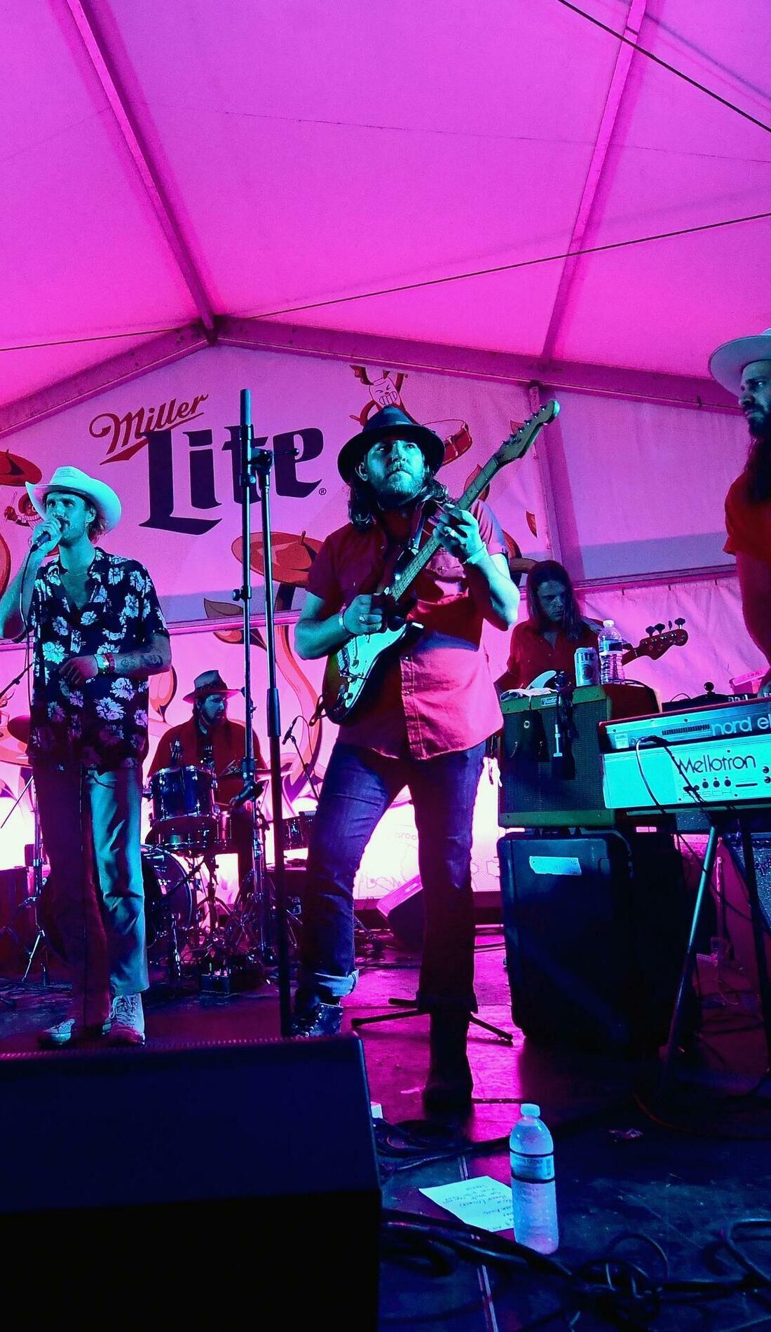 A The Texas Gentlemen live event