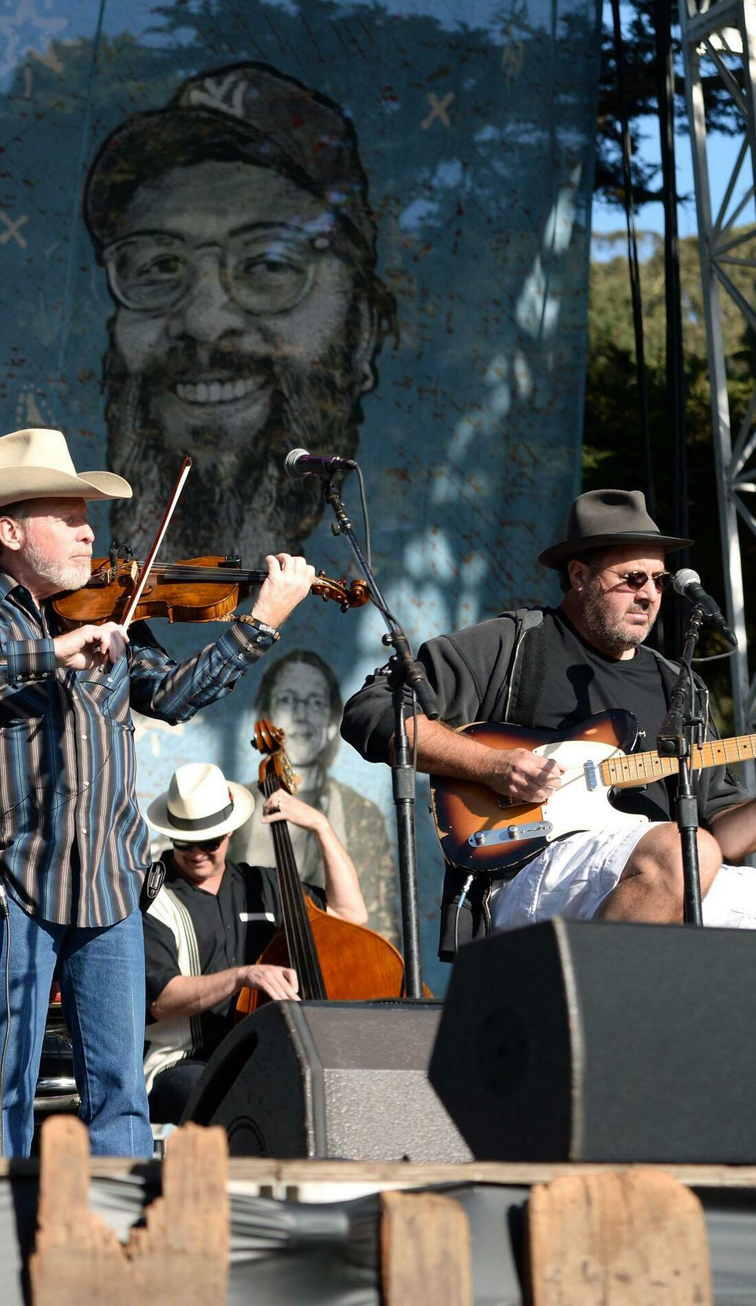 A The Time Jumpers live event