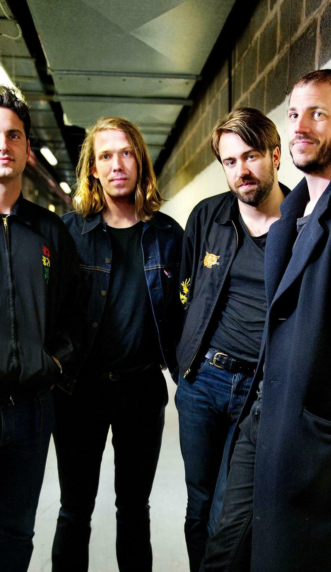 A The Vaccines live event