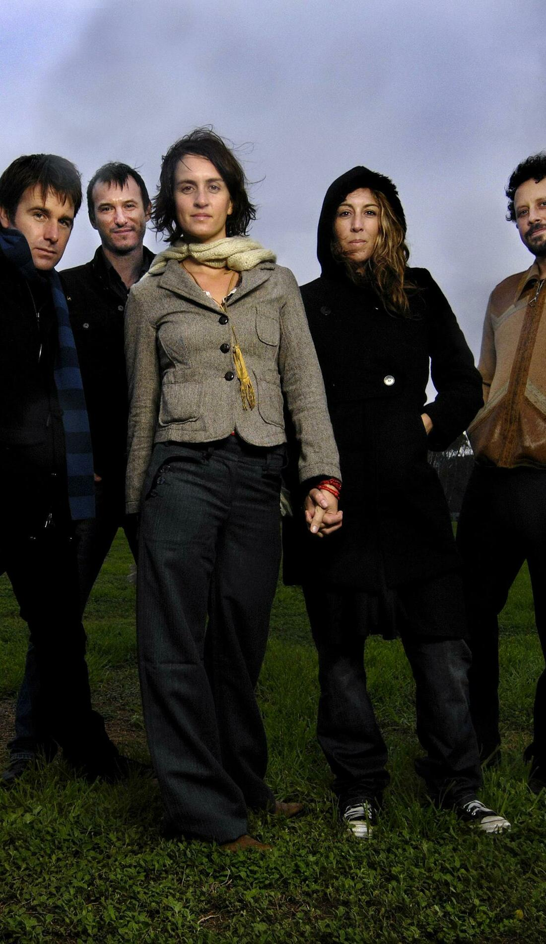 A The Waifs live event