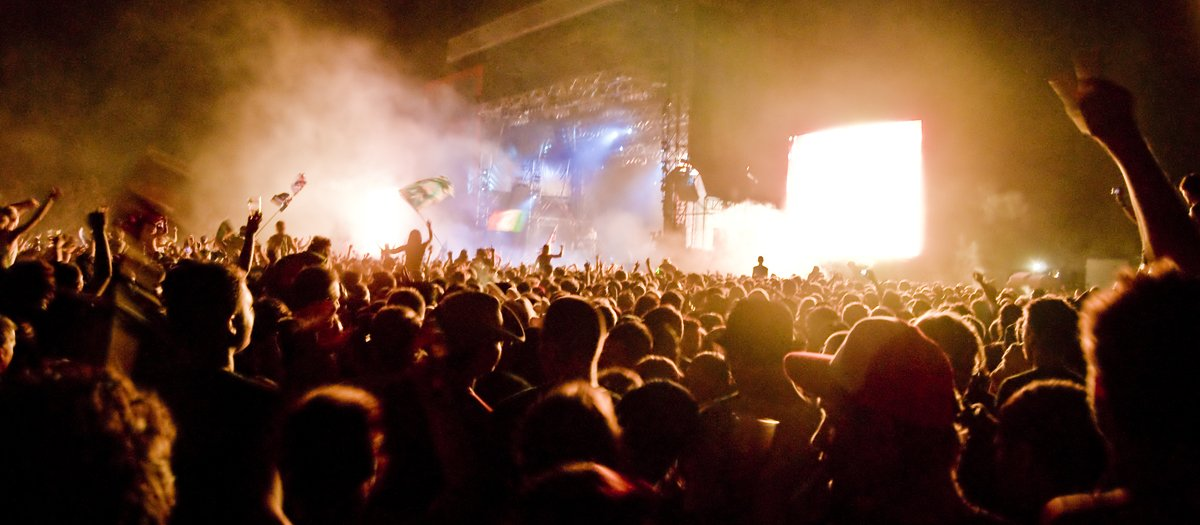 The werk out music and arts festival Tickets