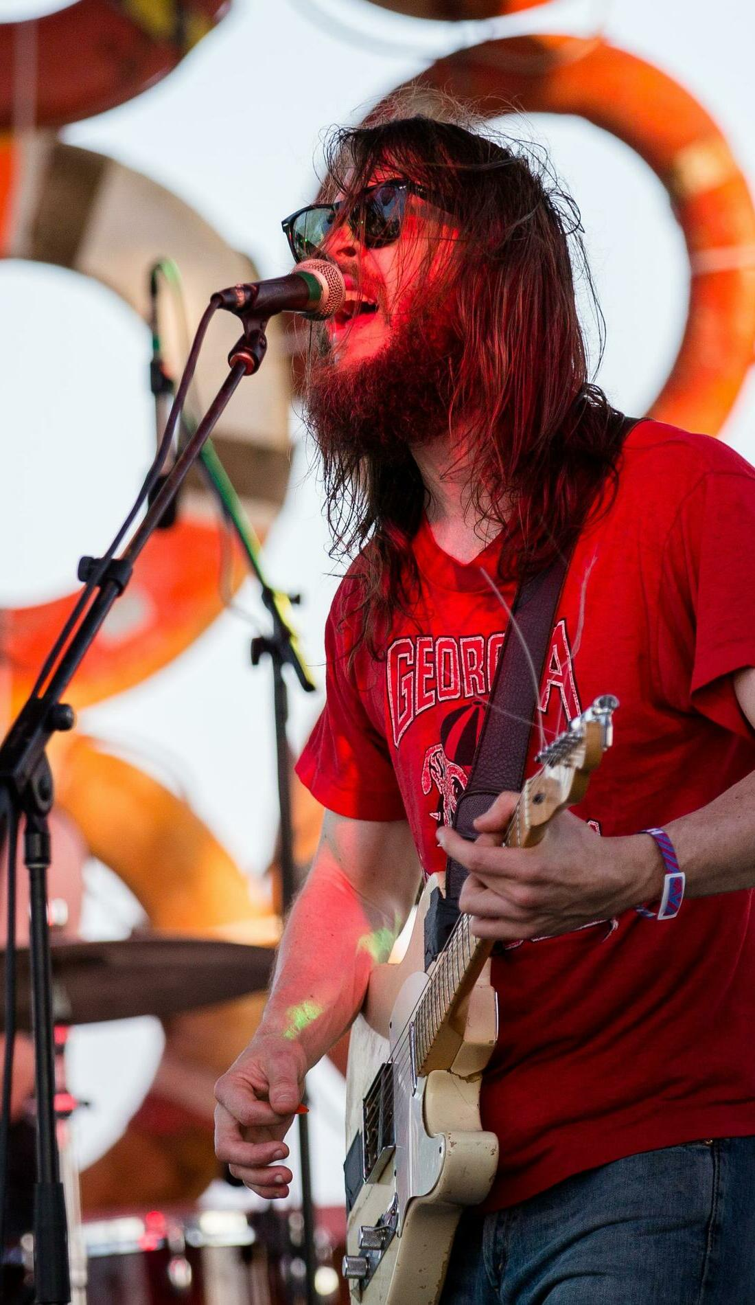 A The Whigs live event