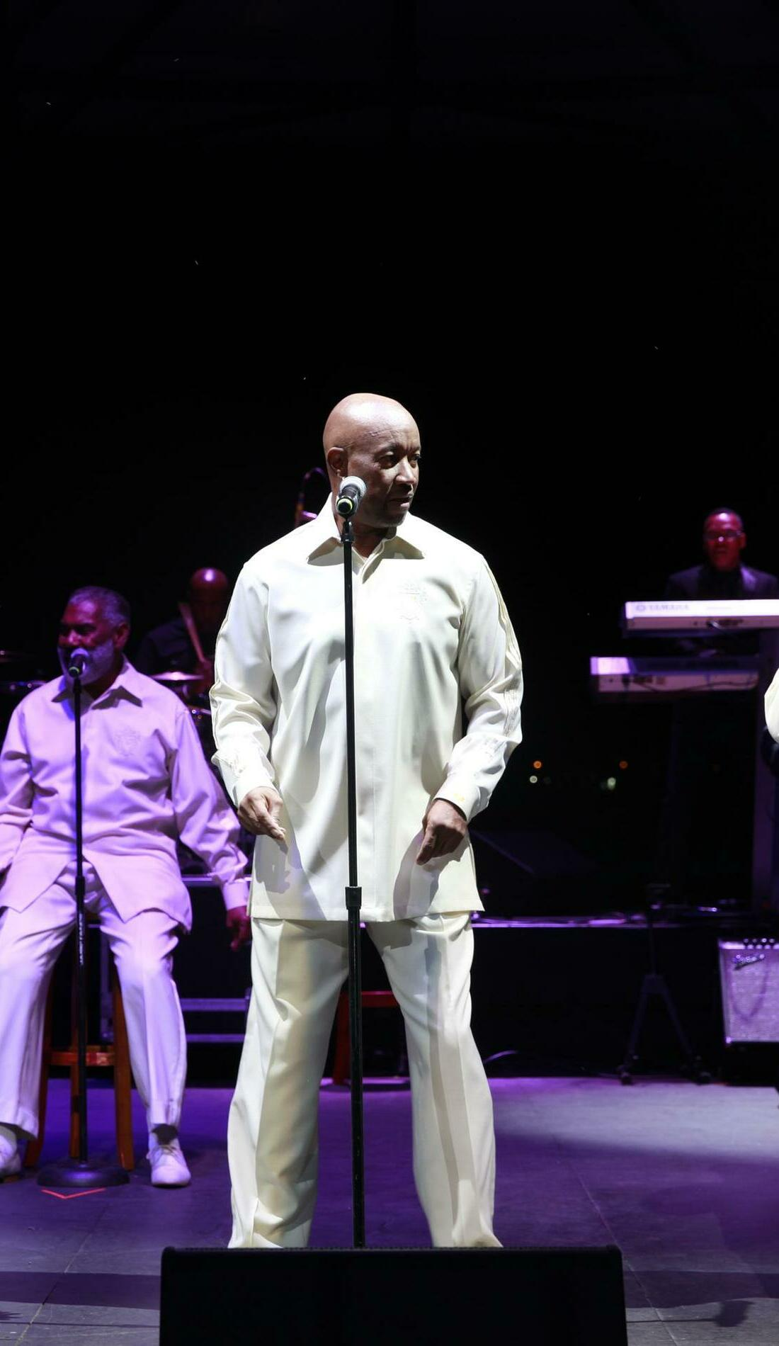 A The Whispers live event