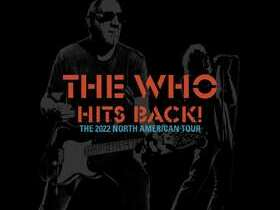 The Who with Peter Wolf
