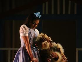 The Wizard of Oz - Boston