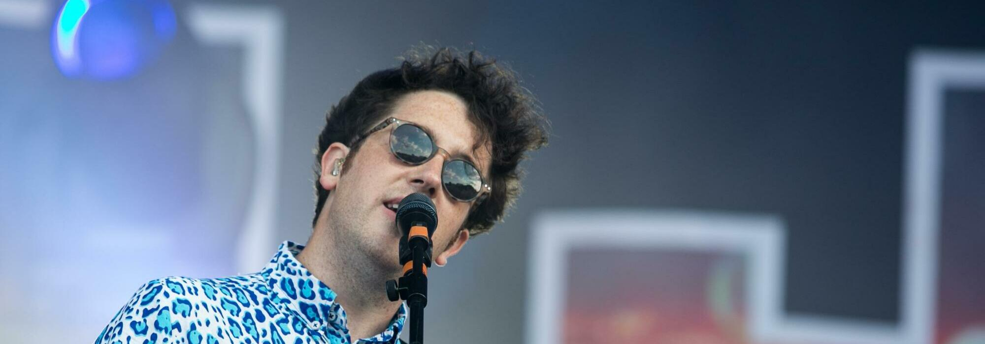 A The Wombats live event
