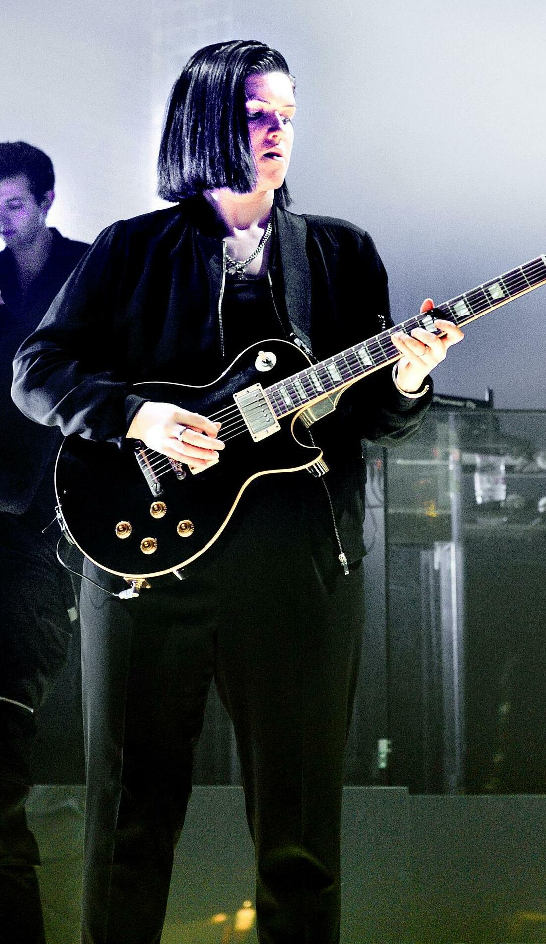 A The xx live event
