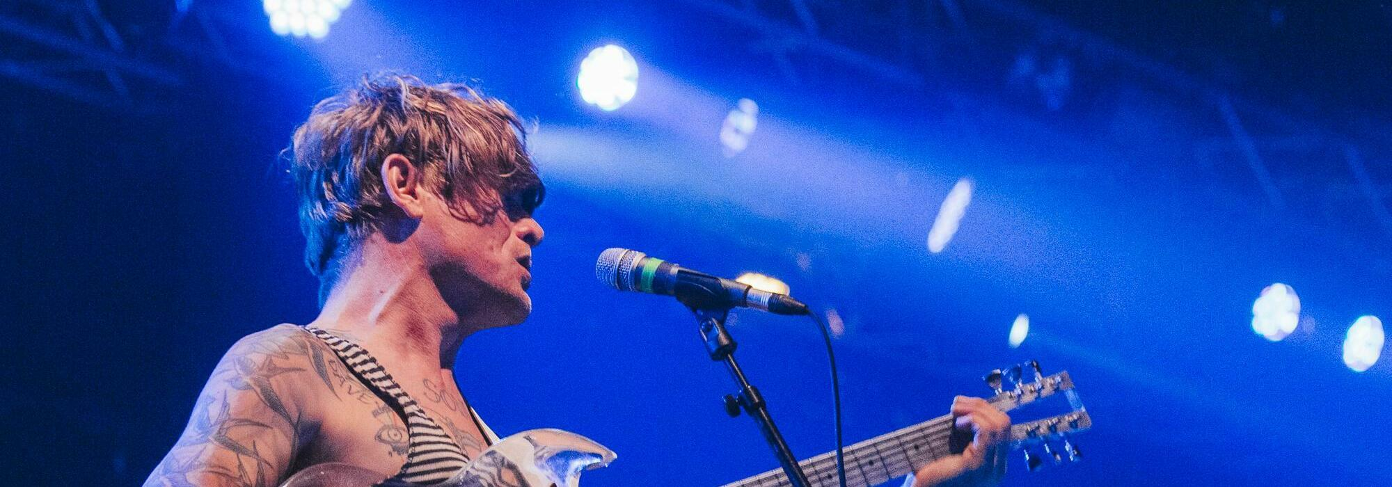 A Thee Oh Sees live event