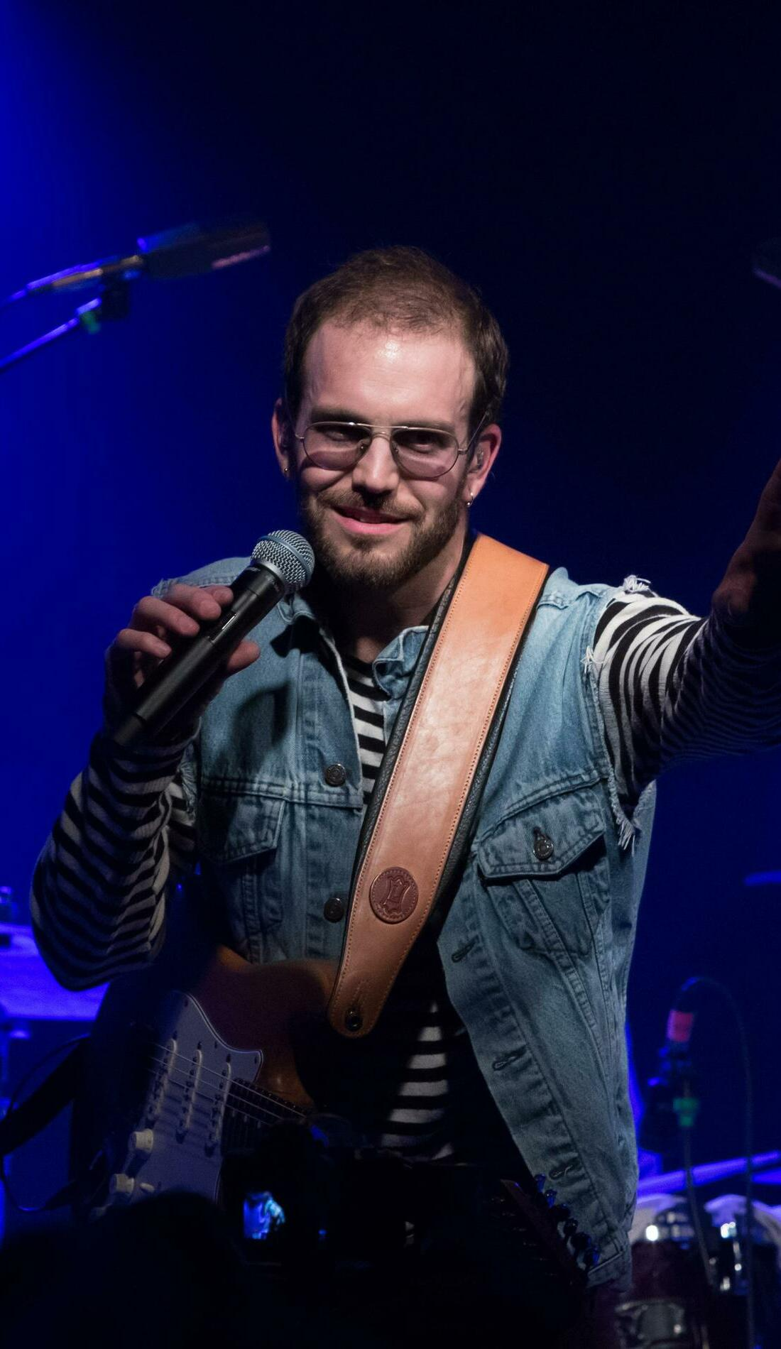 A Theo Katzman live event
