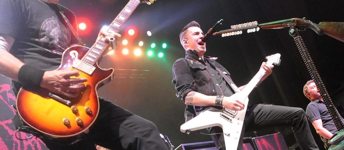 Theory Of A Deadman Tickets