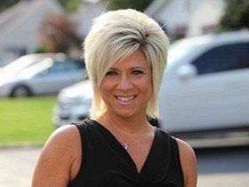 Theresa Caputo - Hollywood