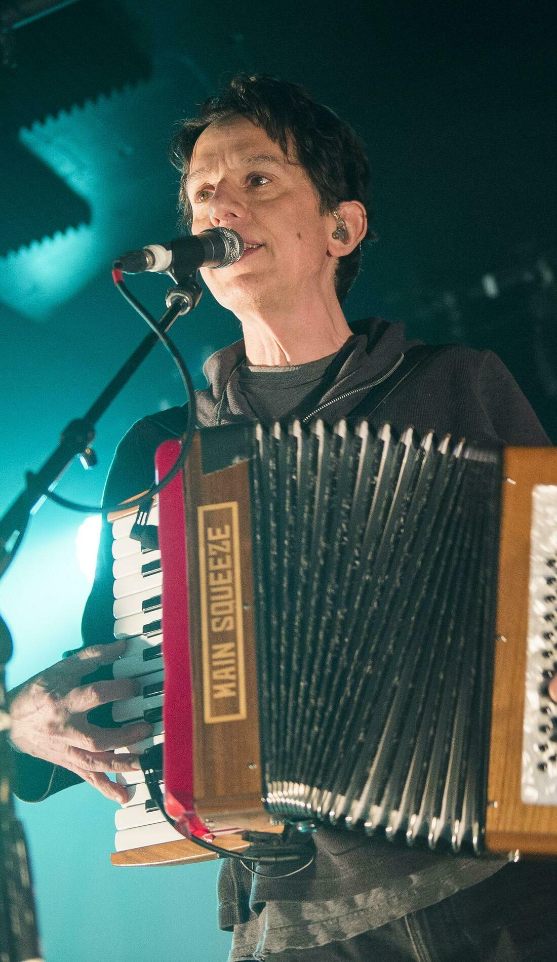 A They Might Be Giants live event