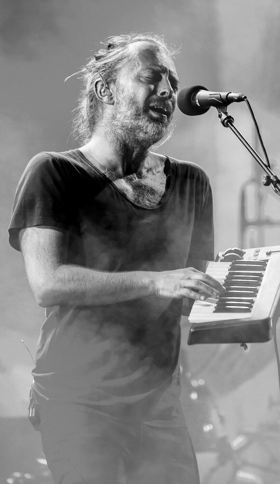 A Thom Yorke live event