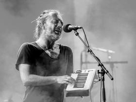 Thom Yorke with Oliver Coates