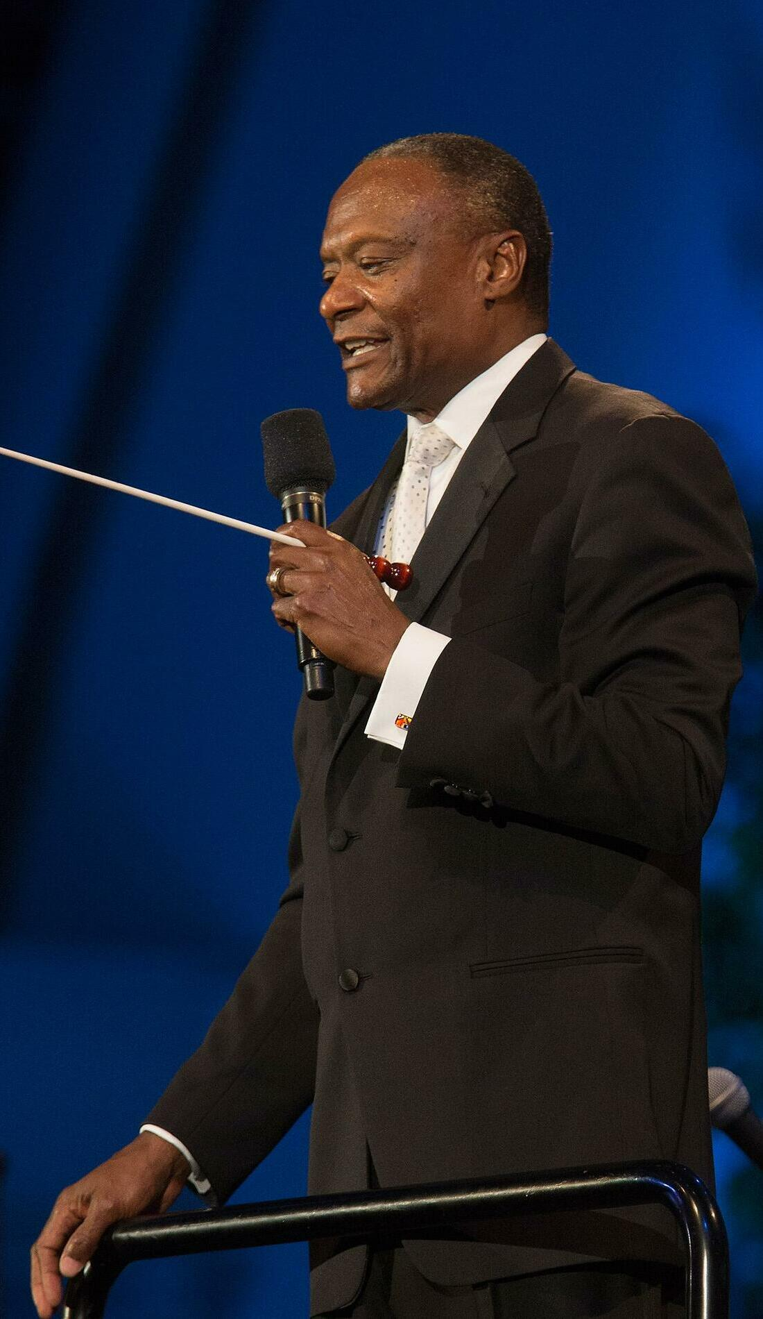 A Thomas Wilkins live event