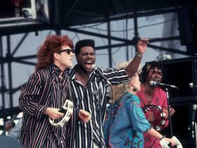 Thompson Twins with Tom Bailey