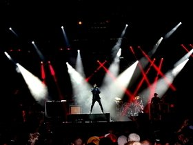 Ticket To Rock: Disturbed with Staind and In Flames and Faith No More and Theory Of A Deadman