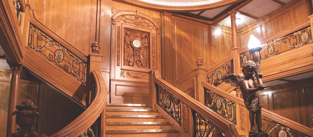 Titanic: The Artifact Exhibition - Las Vegas