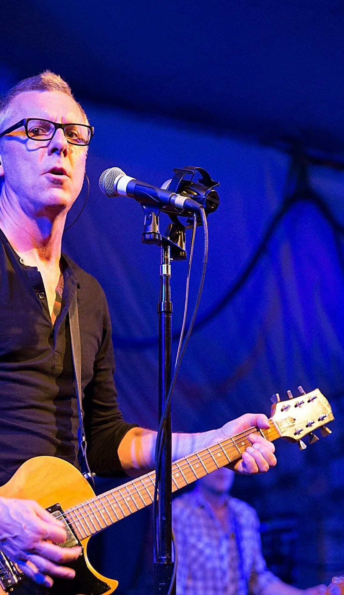 A Toadies live event