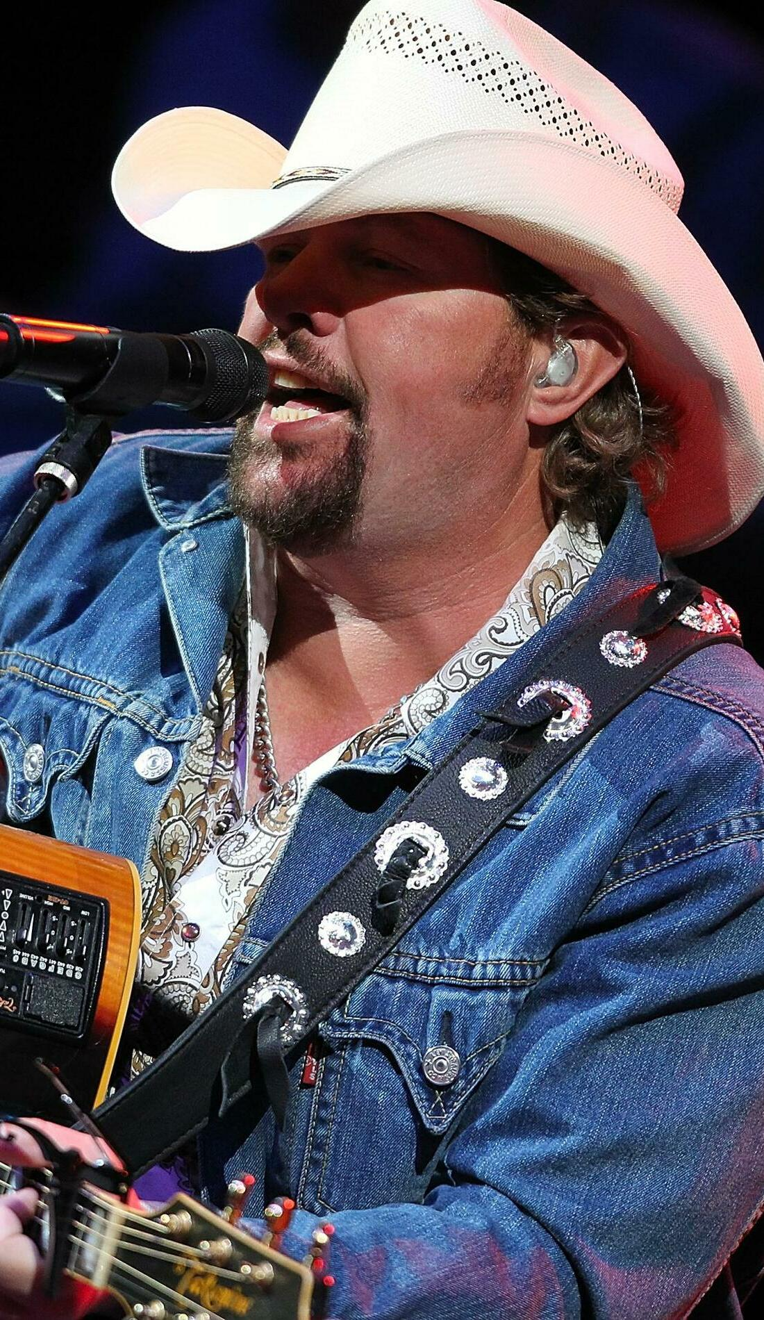 A Toby Keith live event