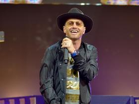 TobyMac with Matt Maher and Capital Kings and Air 1 Positive Hits Tour and Mandisa