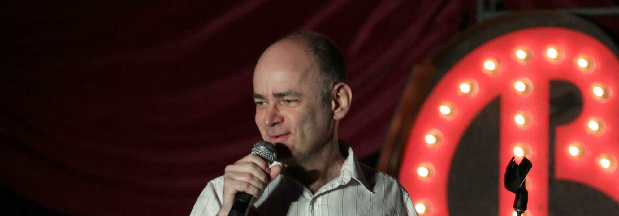 A Todd Barry live event