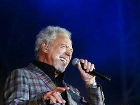 Tom Jones with Into the Ark