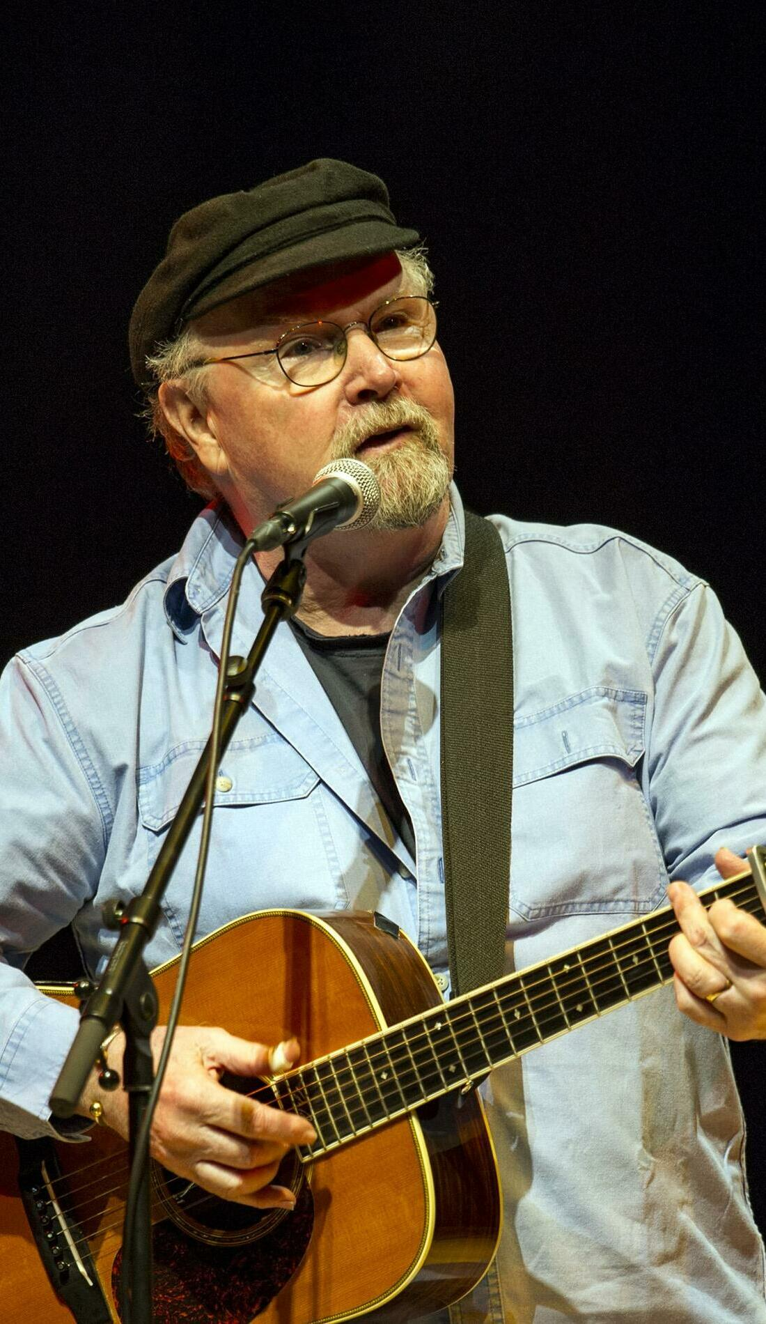 A Tom Paxton live event