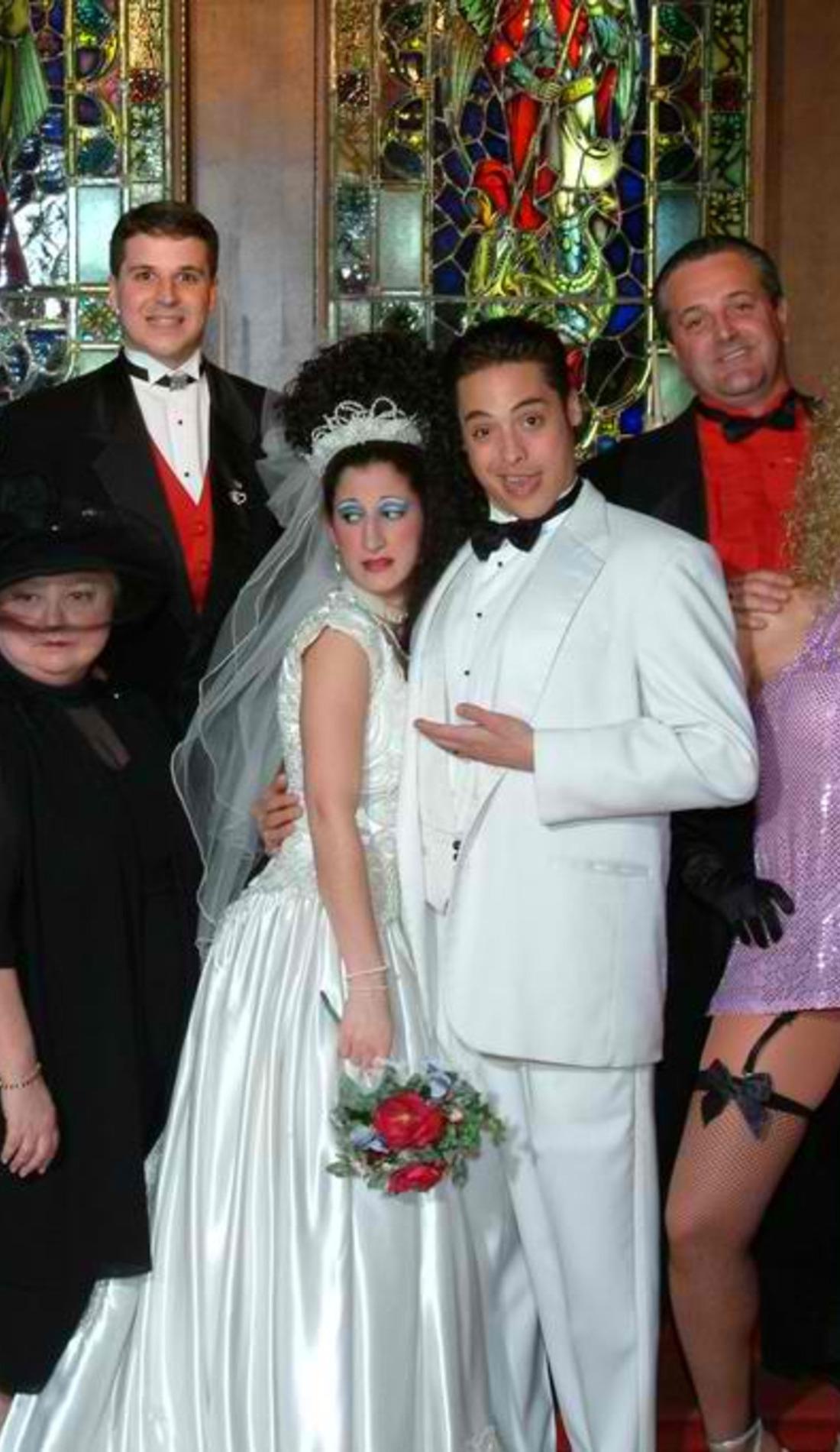 A Tony N' Tina's Wedding live event