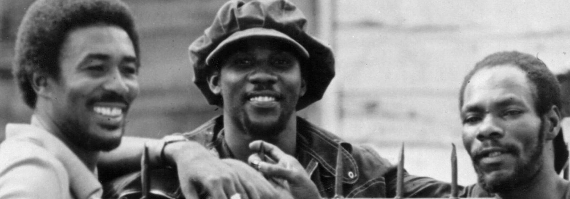 A Toots and the Maytals live event