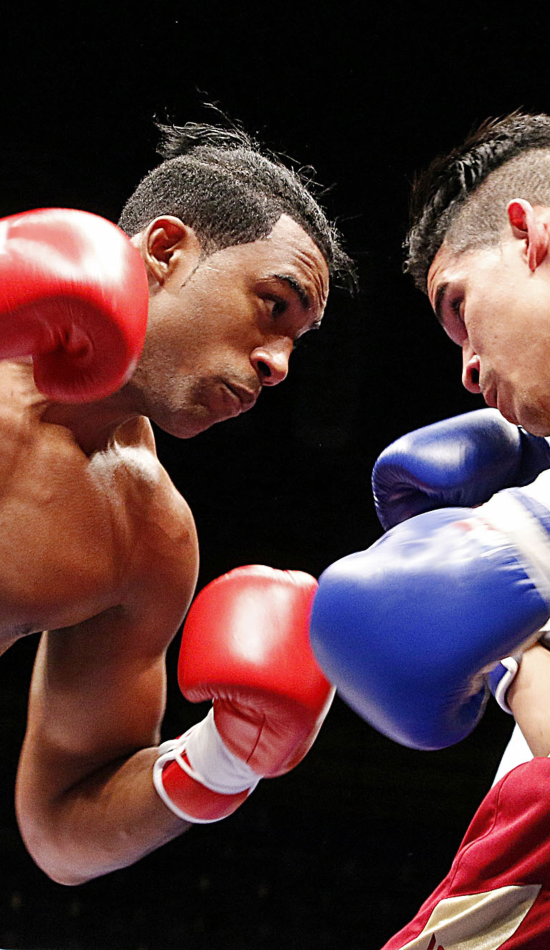 A Top Rank Boxing live event