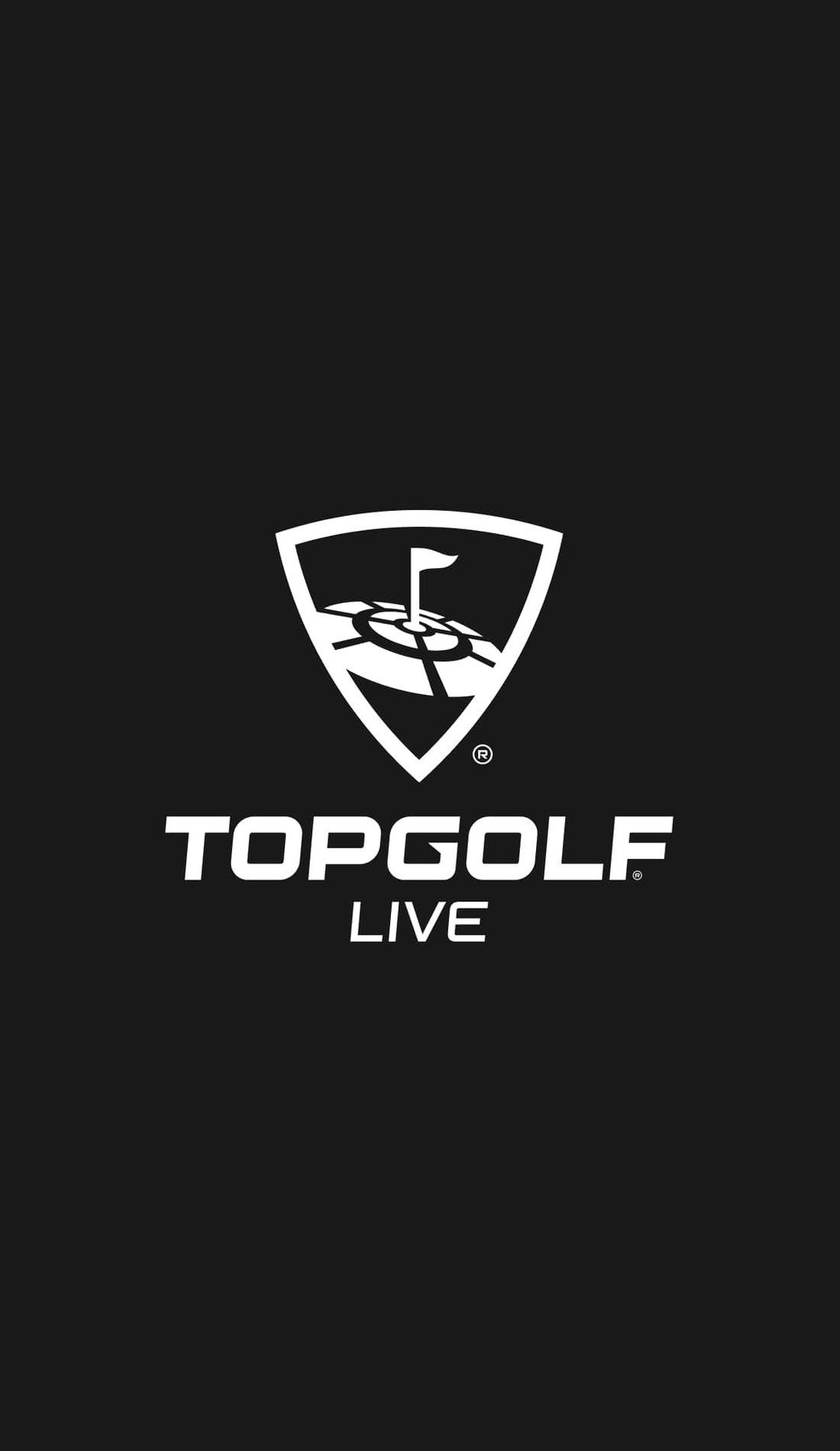 A Topgolf Live live event