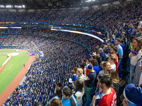 Texas Rangers at Toronto Blue Jays