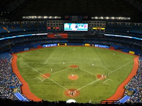 World Series: TBD at Toronto Blue Jays - Home Game 4 (Date TBA)