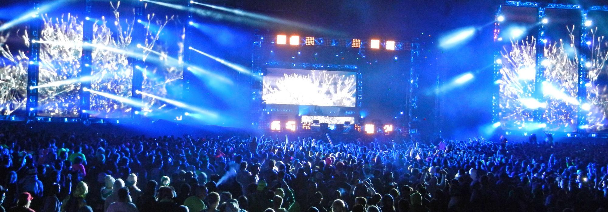A Tortuga Music Festival live event