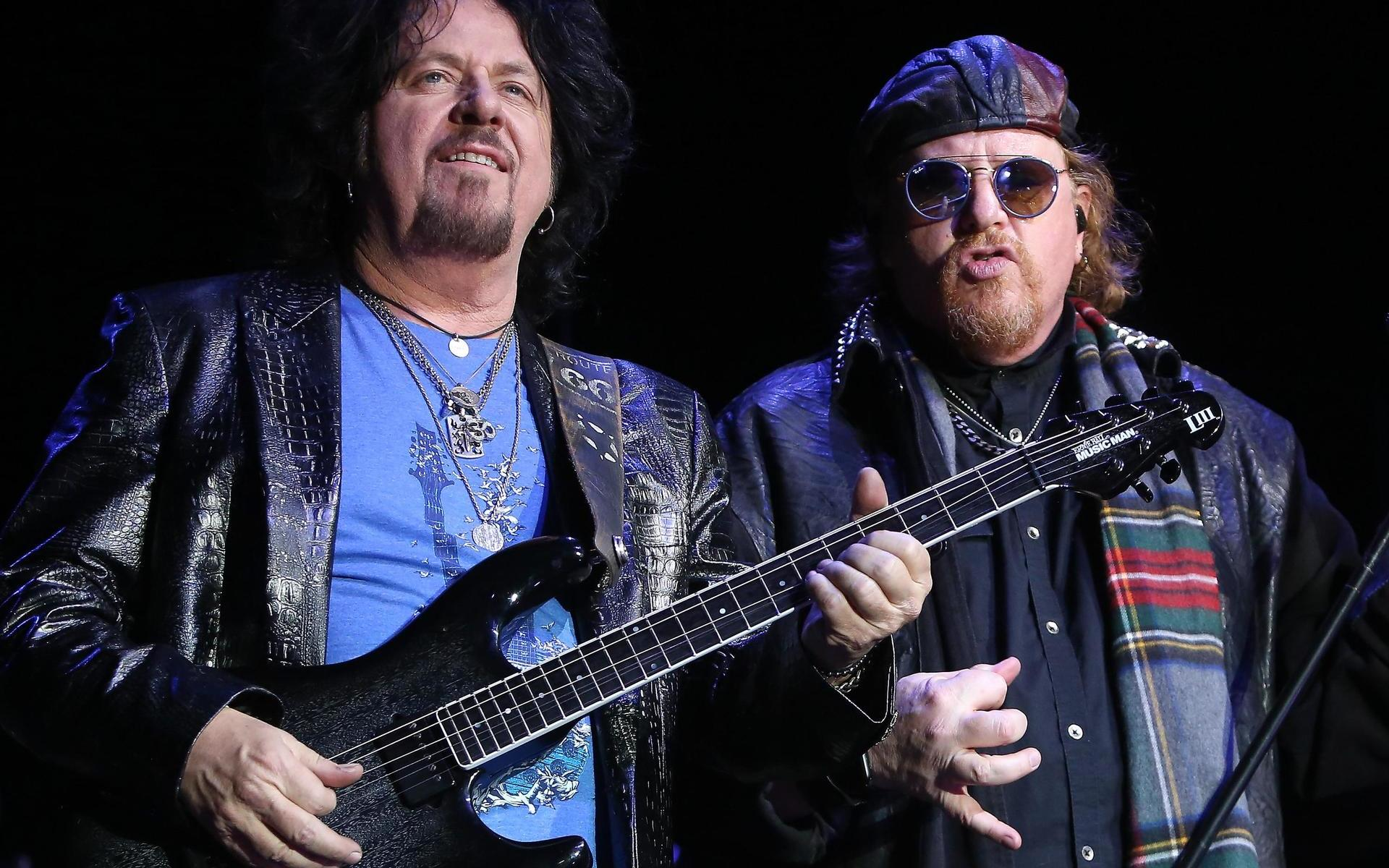 Toto - Clearwater, October 10/24/2018 at Ruth Eckerd Hall Tickets ...