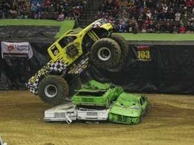 Toughest Monster Trucks