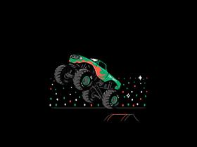 Toughest Monster Trucks (Rescheduled from March 21st)