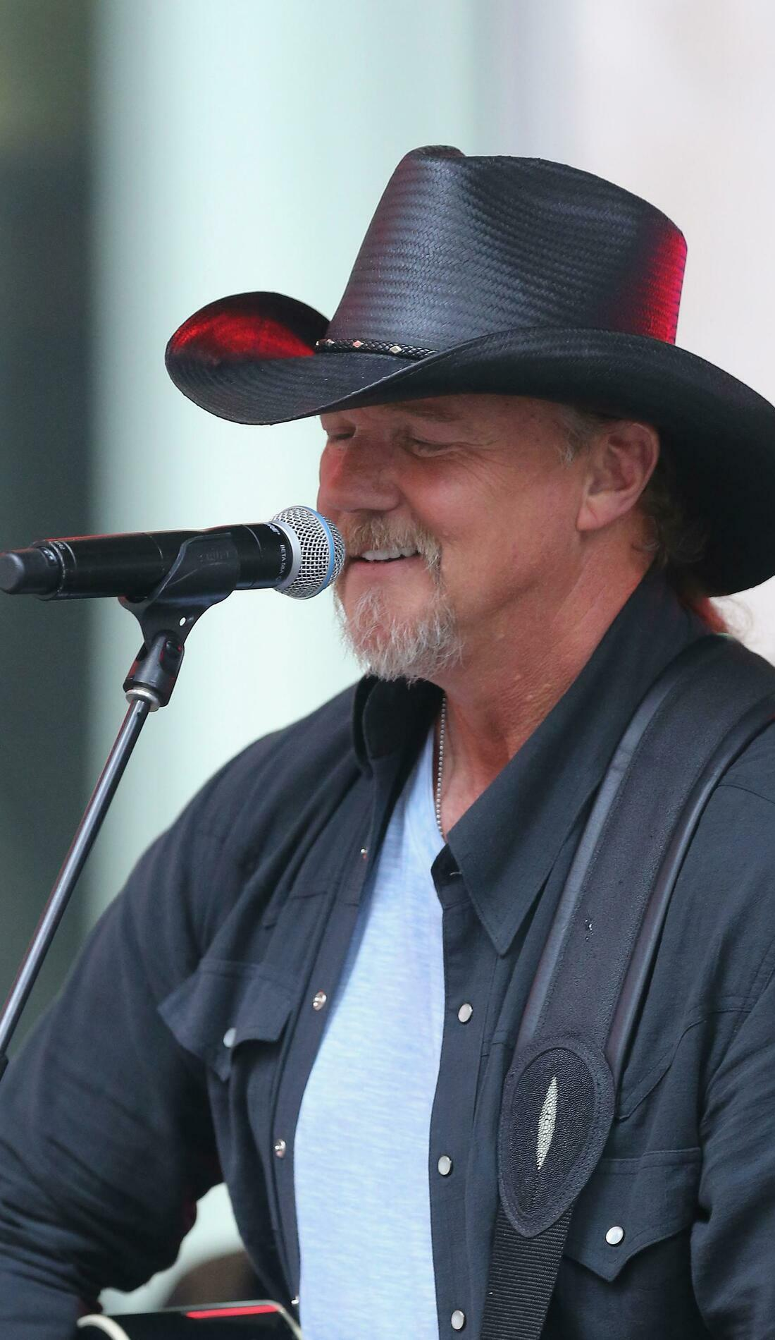 A Trace Adkins live event