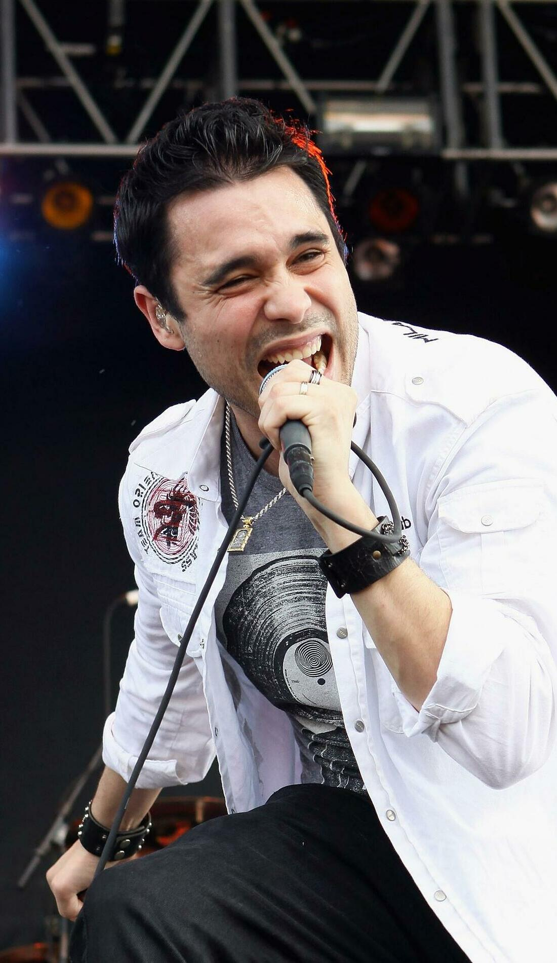 A Trapt live event