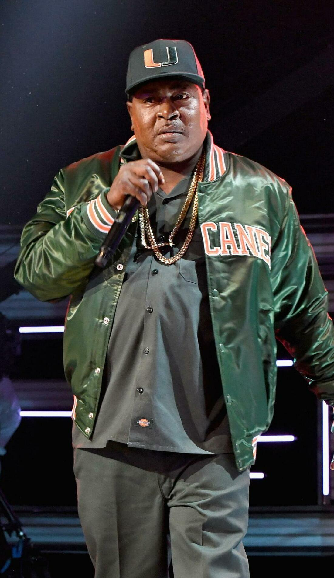 A Trick Daddy live event