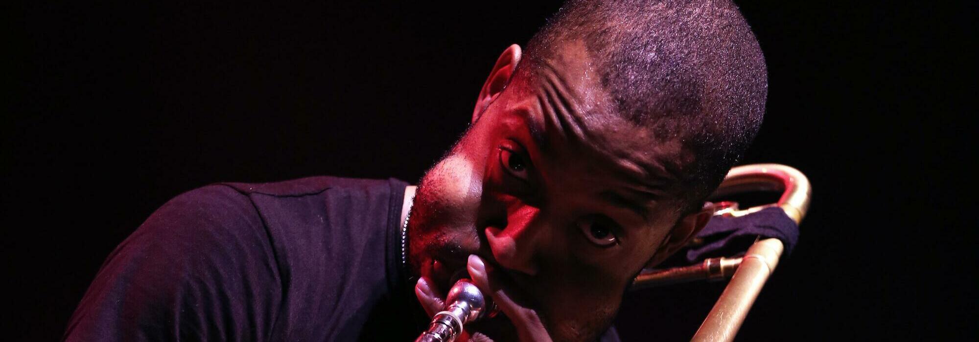 A Trombone Shorty live event