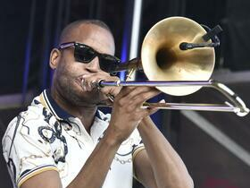 Advertisement - Tickets To Trombone Shorty