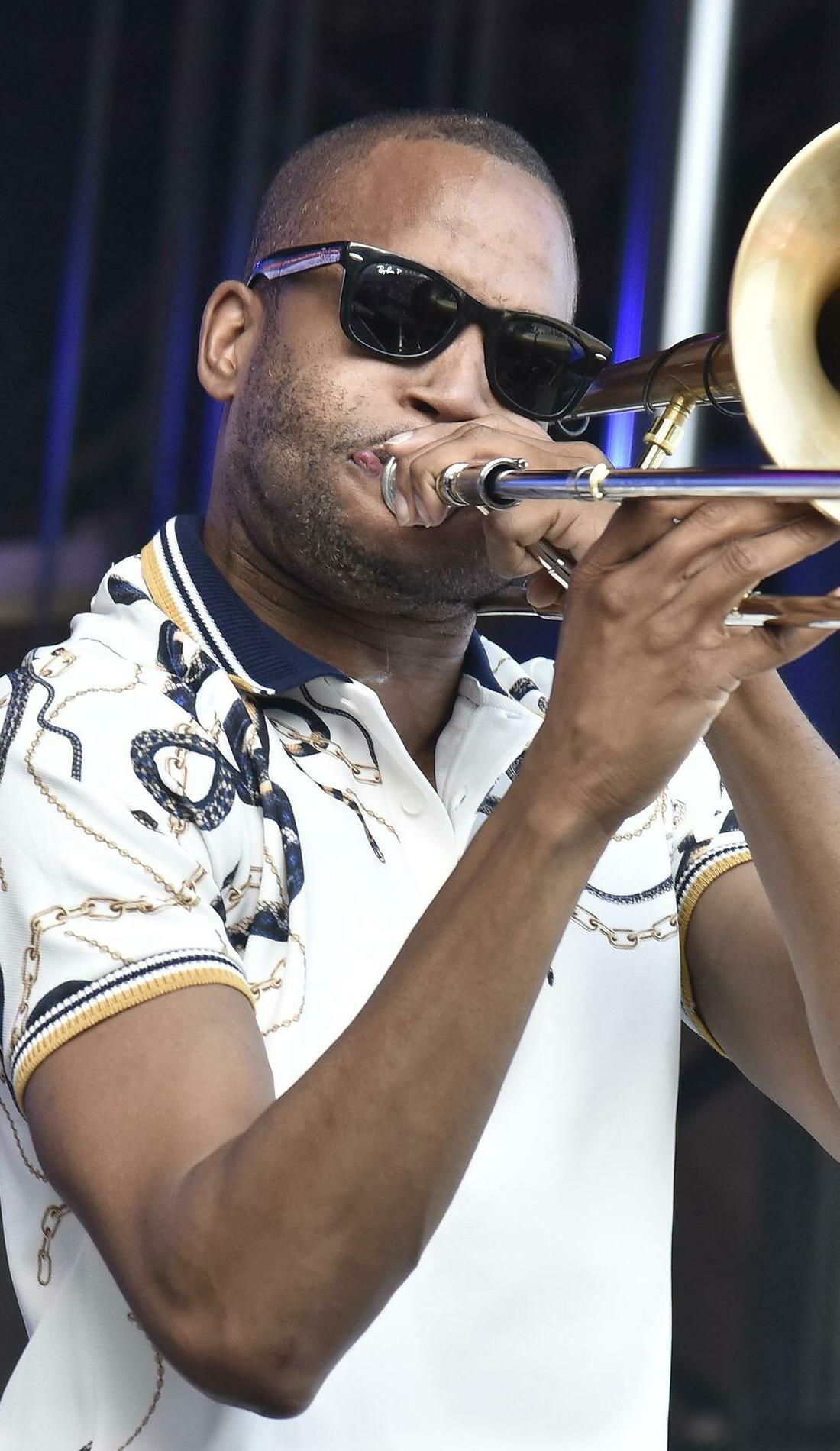 A Trombone Shorty & Orleans Avenue live event