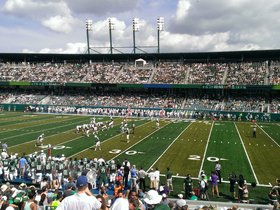 Tulsa Golden Hurricane at Tulane Green Wave Football