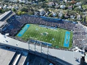 Florida International University Golden Panthers at Tulane Green Wave Football